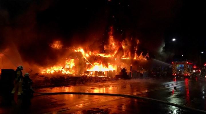 Tayvan'da 13 katlı binada yangın: 46 can kaybı