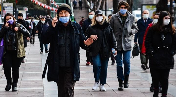 Türkiye'de koronavirüs   203 can kaybı daha...