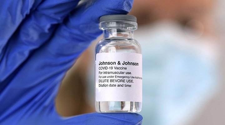 ABD'de Johnson&Johnson aşısının ikinci dozunun onaylanması tavsiye edildi