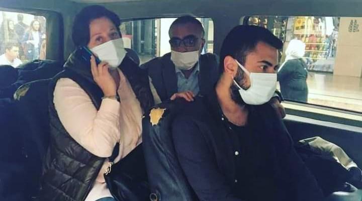 Ankara ve Kadıköy'ün ardından CHP'lilere Beyoğlu'nda da 'SaBıKa Holding' gözaltısı!