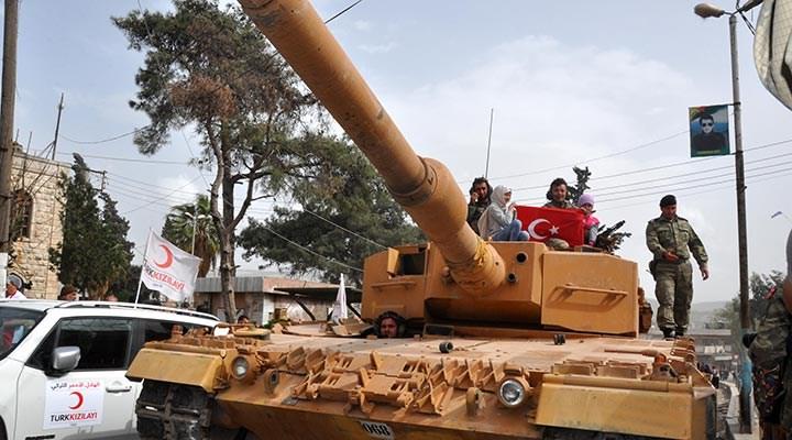 Reuters: Türkiye, Suriye'ye askeri müdahaleye hazırlanıyor