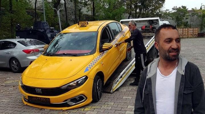 Yolcu olarak bindiği taksiyi çaldı: 3 gün taksicilik yaptı, aldığı yolcuları dolandırdı