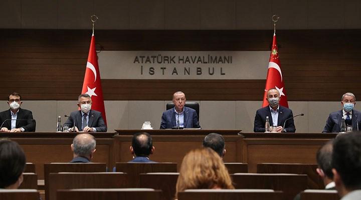 Erdoğan: Kılıçdaroğlu'nun açıklaması vesayet çağrısından başka bir şey değil