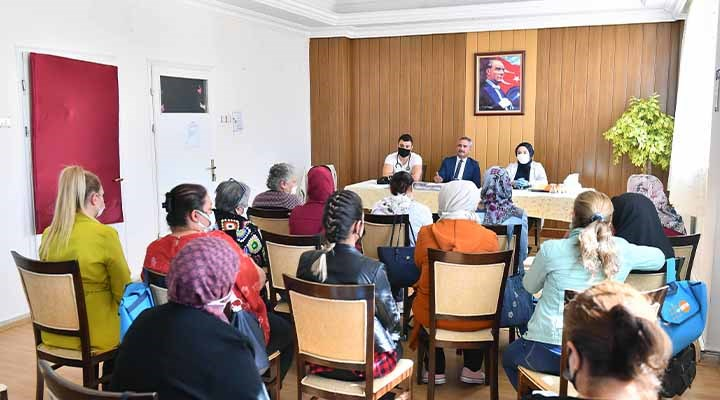 ABB'den kırsal mahallelerde yaşayan kadınlara sağlık eğitimi