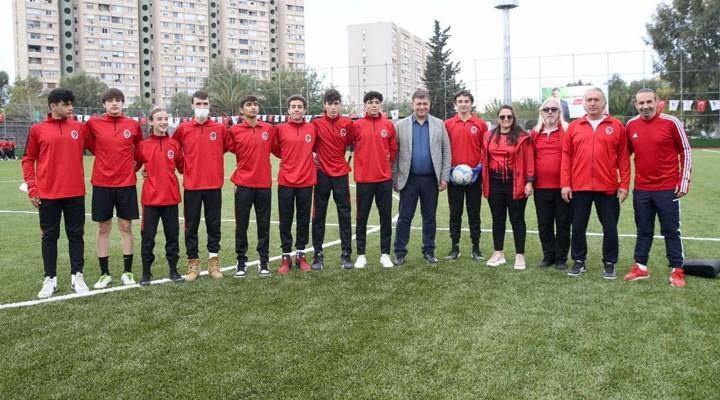 Karşıyaka Belediyesi'nden amatör spor kulüplerine destek