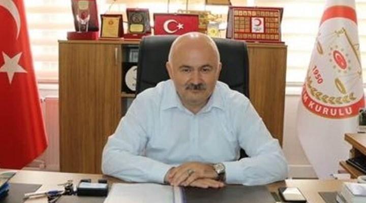 Kızılay Genel Merkez Denetim Kurulu Raportörü cinsel taciz suçundan tutuklandı