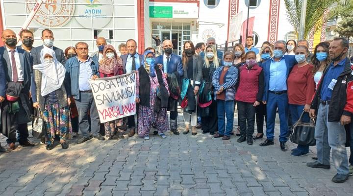 Kızılcaköy'de JES'lere karşı direnen kadınlara açılan dava yine ertelendi