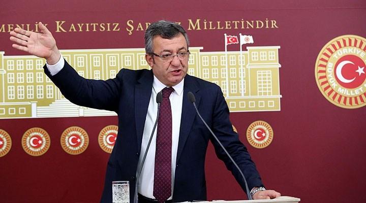"CHP'li Altay'dan ""maaş"" tepkisi: Milleti ezdirdiniz, cumhurbaşkanını enflasyona ezdirmeyin"