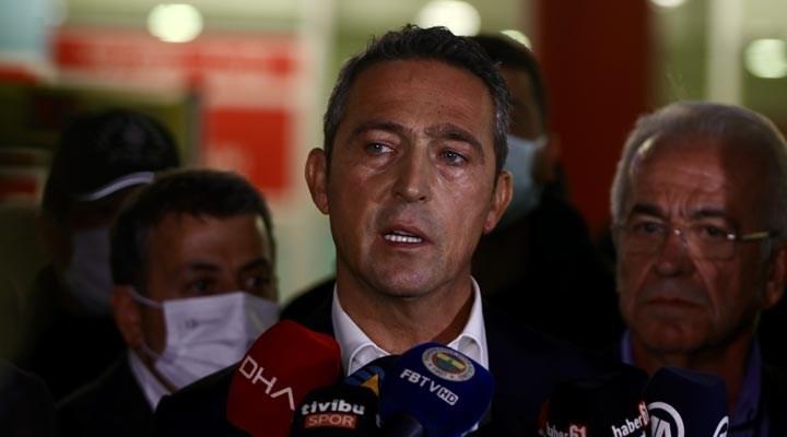 Ali Koç ve Erol Bilecik PFDK'ye  sevk edildi