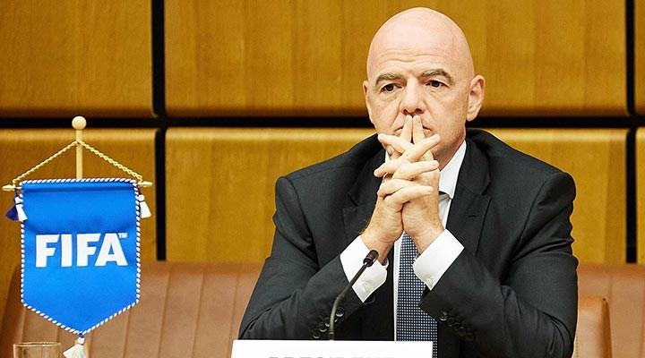 Avrupa'dan FIFA'ya 'Dünya Kupası' resti