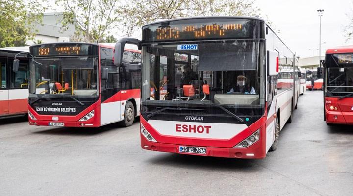 ESHOT'tan grev ihtimaline karşı önlem
