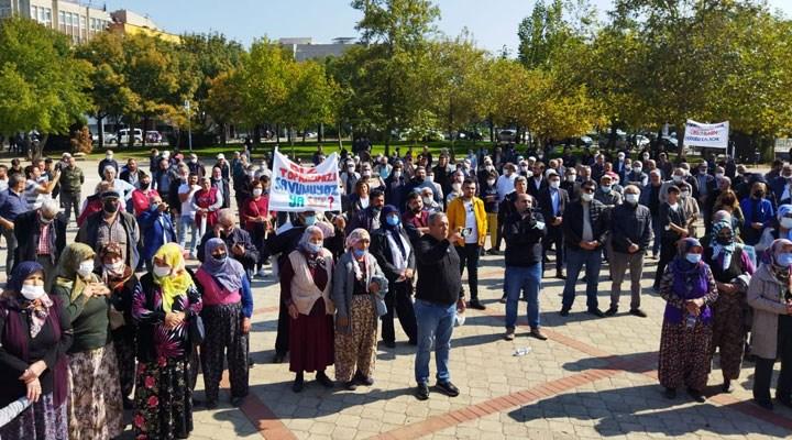 MHP'li belediyenin 'katı atık tesisi' bölge halkının tepkisini çekti: Halkın sağlığı ile oynuyorlar