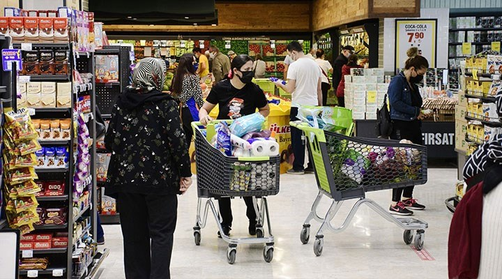 Tüketici güven endeksi ekim ayında yüzde 3,6 azaldı