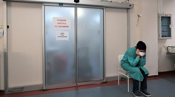 DSÖ: Covid-19'dan 180 bin sağlık çalışanı öldü