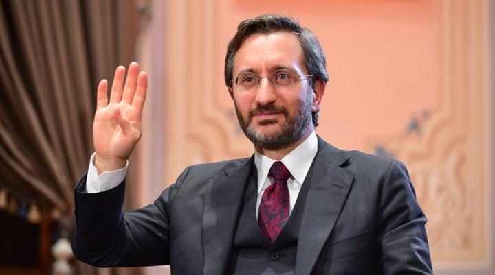Fahrettin Altun: Yabancı devletlerin fonladığı kuruluşları durdurmak zorundayız