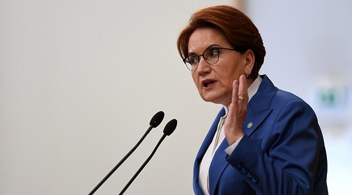 Akşener: Partili Cumhurbaşkanlığından kurtulacağız, İstanbul Sözleşmesi'ni hayata geçireceğiz