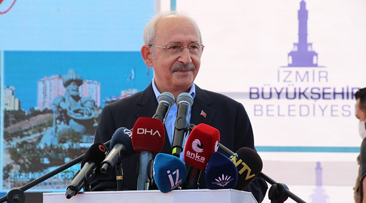 Kılıçdaroğlu: 6 milyon 300 bin gencin oylarıyla harami saltanatı son bulacak