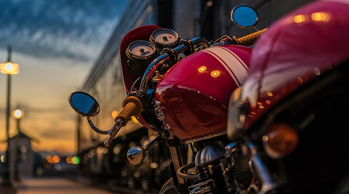 Gana'nın başkentinde motosiklet kullanımı yasaklandı