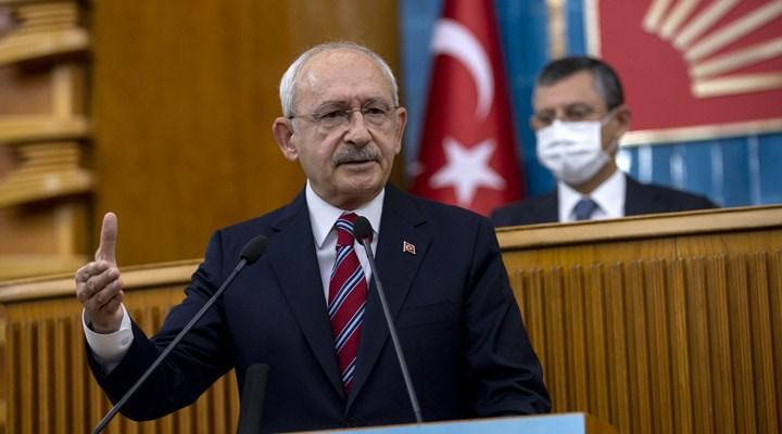 Kılıçdaroğlu: Suriye'ye komando marşı söyleyen TÜGVA'cılar gitsin