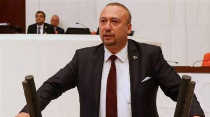 CHP'li Yalım, Tarım Kredi Kooperatifleri'nde eksik gramajlı kömür satıldığını iddia etti