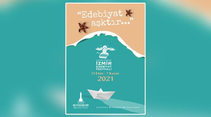 5. Uluslararası İzmir Edebiyat Festivali başlıyor