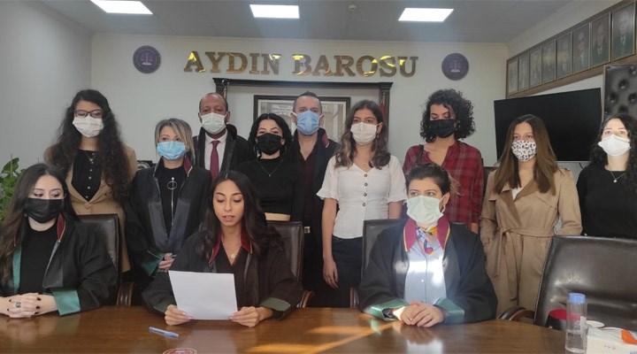 Aydın Barosu Kadın Hakları Komisyonu: Aşk cinayeti kavramını reddediyoruz