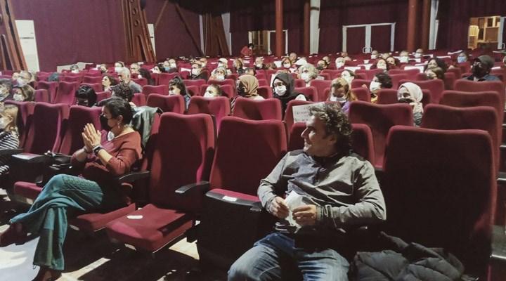 """""""Şu Fatsa'nın Yolları"""" belgeseli Fethiye'de gösterildi"""