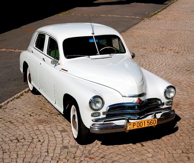 Sovyet arabaları Türkiye'de