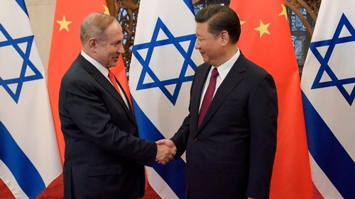 Çin, Ortadoğu'nun uzaktan gelen yeni ülkesi