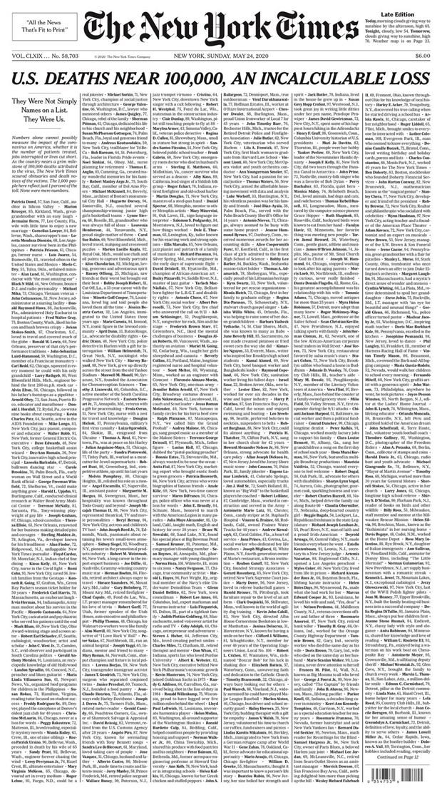 new-york-times-birinci-sayfasinda-covid-19-dan-olenlerin-isimleriyle-cikti-735543-1.
