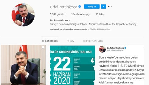 fahrettin-koca-instagram-da-rekor-kirdi-747671-1.