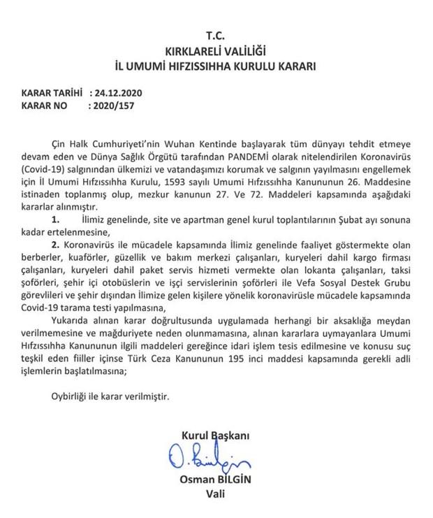 turkiye-de-bir-ilk-covid-19-testi-yaptirmayan-kirklareli-ne-giremeyecek-821125-1.