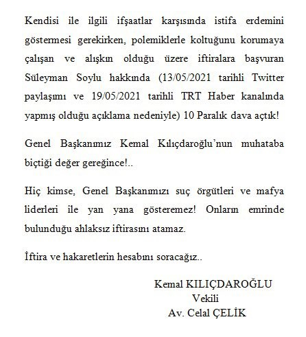 kilicdaroglu-ndan-suleyman-soylu-ya-10-kurusluk-dava-881186-1.