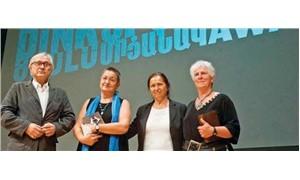 Dink Ödülü sahibi Zelter: Nükleer silahların karşısında tek umut insan