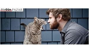 Bir insan terbiyecisi olarak kedi