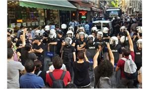 SDP Kadıköy ilçe örgütü binasına polis baskını: 7 kişi gözaltına alındı