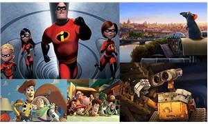 En iyi 5 Pixar filmi