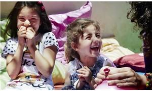Suriyeli çocuklarla masal kardeşliği