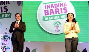 HDP Eş Genel Başkanları seçim bildirgesini açıkladı