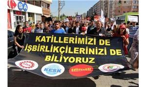 Ankara katliamı protestosuna polis saldırdı