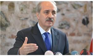 Hükümet sözcüsü Numan Kurtulmuş açıklama yapıyor