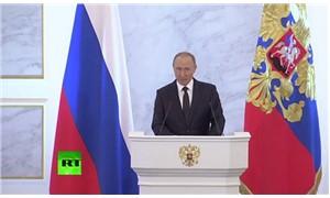 Putin: Allah Türk yönetimini akıldan yoksun bırakarak cezalandırdı