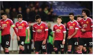 Manchester United dünyaya rezil oldu