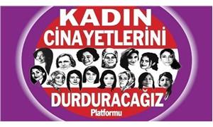 Kadın Cinayetlerini Durduracağız Platformu, 2015 yılı kadın cinayetleri raporunu yayınladı