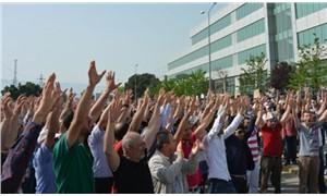 TOFAŞ işçilerinden Koç ailesine taziye mesajı