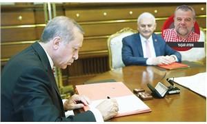 Erdoğan belirledi, Erdoğan onayladı