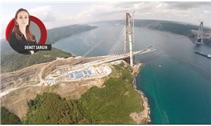 Görüntülerle 3. köprü talanı