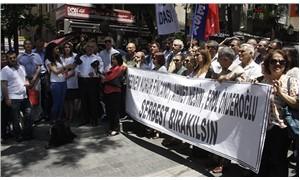 """""""Nöbetçi yayın yönetmenleri serbest bırakılsın"""""""