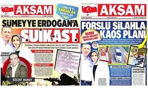 Siz siz olun, Sümeyye Erdoğan ile ilgili haber yapmayın