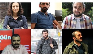 23 gündür gözaltındaki 6 gazetecinin ifade işlemleri tamamlandı